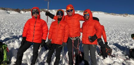 Aeroforge CEO Summits Mount Rainier